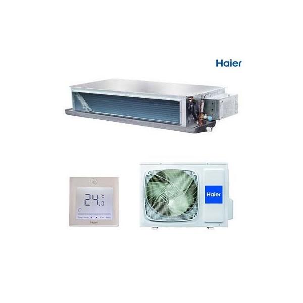 Precio aire acondicionado por conductos haier ad18ls1era for Aire acondicionado haier precios