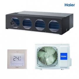 AIRE ACONDICIONADO CONDUCTOS INVERTER HAIER AD24MS1ERA