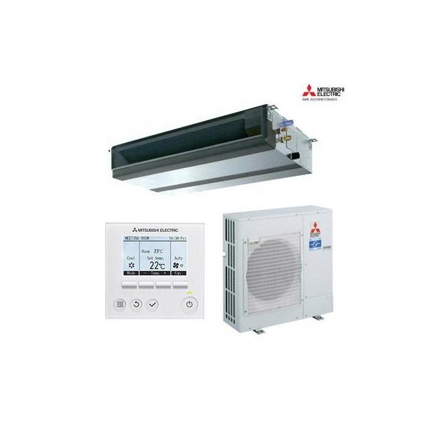 precio aire acondicionado mitsubishi electric conductos