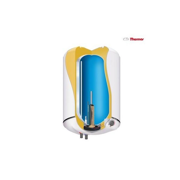 Comprar termo el ctrico thermor slim ceramics 50 litros - Termo electrico precios ...