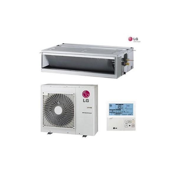 comprar aire acondicionado conductos inverter lg cm18