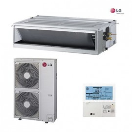 AIRE ACONDICIONADO POR CONDUCTOS INVERTER LG UM42