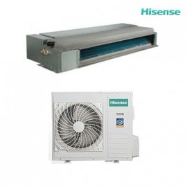 AIRE ACONDICIONADO POR CONDUCTOS INVERTER HISENSE AUD105UX4SAHH3