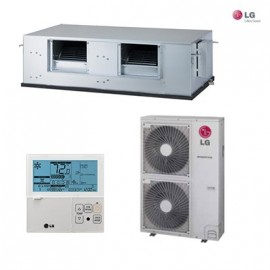 AIRE ACONDICIONADO POR CONDUCTOS HIGH INVERTER LG UB85 N94