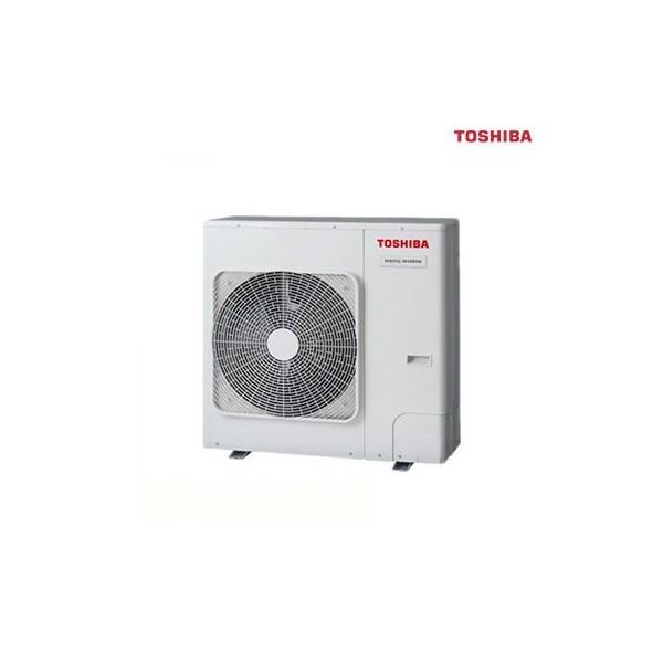 precio aire acondicionado conductos toshiba spa inverter