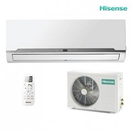 AIRE ACONDICIONADO INVERTER HISENSE SPLIT POCKET DH AS-12