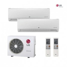 AIRE ACONDICIONADO 2X1 MULTI SPLIT LG 2ML79