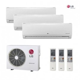 AIRE ACONDICIONADO 3X1 MULTI SPLIT LG 3ML9912
