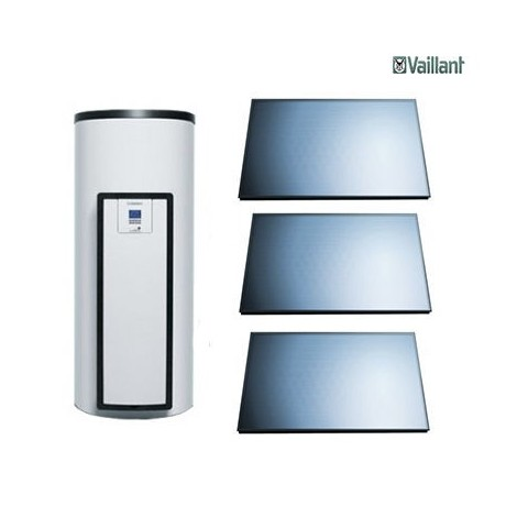SISTEMA SOLAR VAILLANT AUROSTEP PLUS/2 350 3.350
