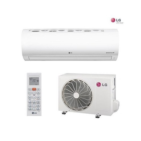 AIRE ACONDICIONADO INVERTER LG CONFORT CONNECT PM12SP