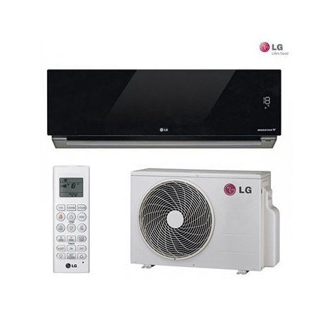 AIRE ACONDICIONADO INVERTER LG ARTCOOL MIRROR CONNECT AM12BP