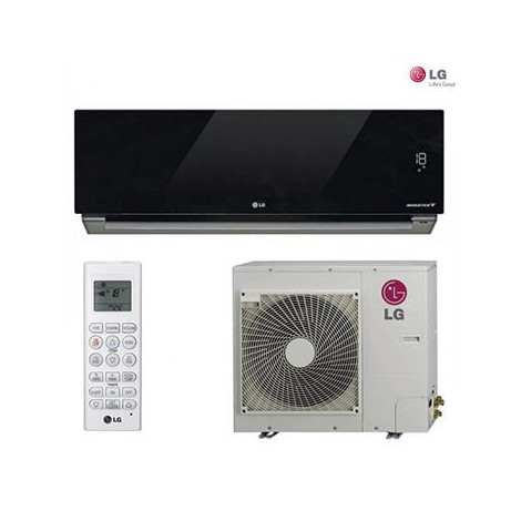 AIRE ACONDICIONADO INVERTER LG ARTCOOL MIRROR CONNECT AM18BP