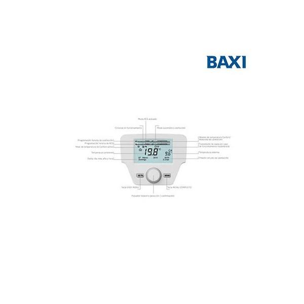 Oferta caldera de gas baxi platinum max plus 33 33 f precio - Ofertas calderas de gas ...