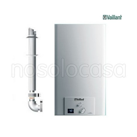 CALENTADOR DE GAS ESTANCO VAILLANT TURBOMAG PRO 122/2-3