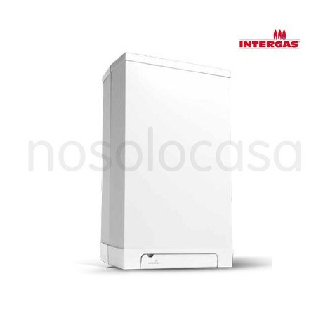 Intergas Kompakt Hr.Caldera A Gas De Condensacion Intergas Kombi Kompakt Hr 28 24