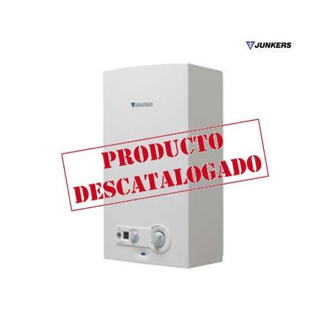 CALENTADOR DE AGUA GAS TIRO FORZADO JUNKERS MINIMAXX WRD 11 2KME