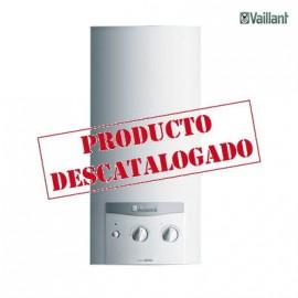 CALENTADOR DE AGUA GAS ATMOSFÉRICO VAILLANT ATMOMAG MINI ES/PT 11-0/1 XI
