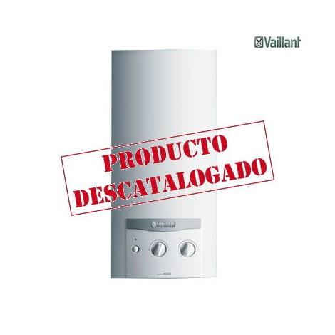 CALENTADOR DE AGUA A GAS VAILLANT ATMOMAG ES/PT 14-0/1 GX