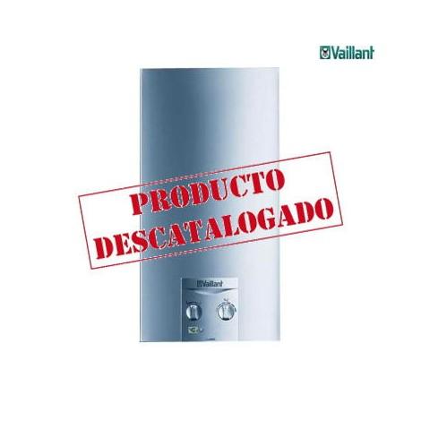 CALENTADOR DE AGUA A GAS VAILLANT ATMOMAG PLUS ES 14-4/0 E TIRO FORZADO