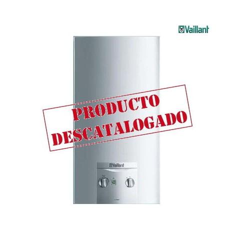 CALENTADOR DE AGUA A GAS VAILLANT ATMOMAG EXCLUSIV 14 TIRO FORZADO