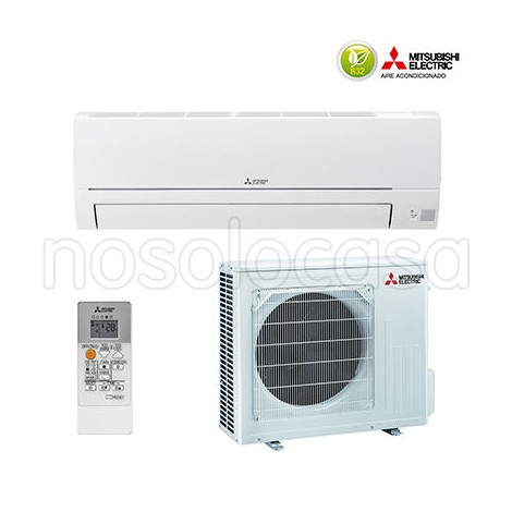 AIRE ACONDICIONADO SPLIT MITSUBISHI ELECTRIC MSZ-HR42 VF R-32
