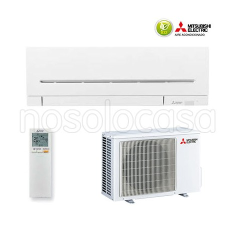 AIRE ACONDICIONADO SPLIT MITSUBISHI ELECTRIC MSZ-AP20 VG R-32