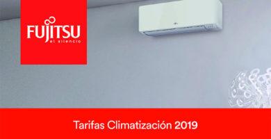 Tarifa Fujitsu 2019