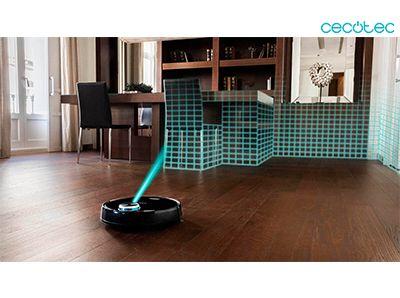 Robot aspirador Conga 3090 láser